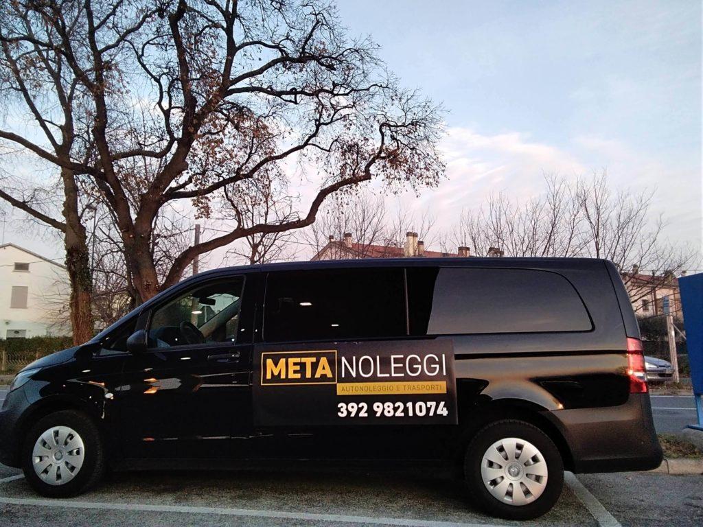 Meta Noleggi - Noleggio pulmino 9 posti a Fano e Pesaro