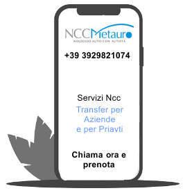 Contatti Ncc Pesaro